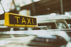 taxi in velp